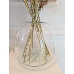 Wazon szklany 28,5cm